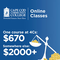 Cape Cod Community College online classes
