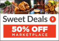 Click Here for 50% Off Your Favorite Cape Restaurants & Attractions